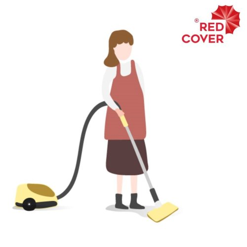 Maid Insurance Malaysia Red Cover