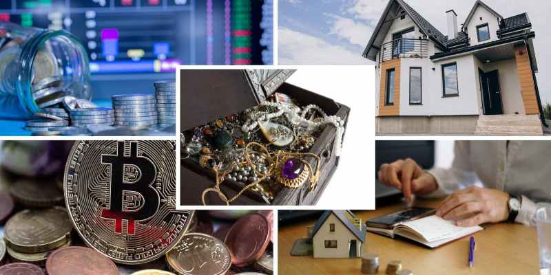Movable and Immovable Wealth Estate Administration