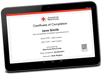 Get Your Official Cna Certification Red Cross