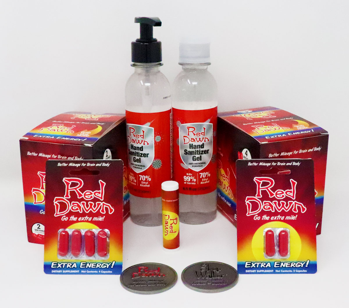 Red Dawn Products