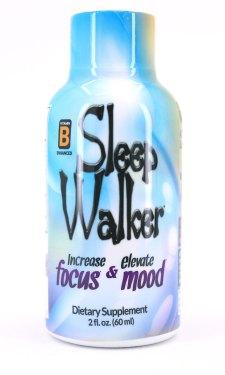 Sleep Walker Original Flavor Bottle (Front View)