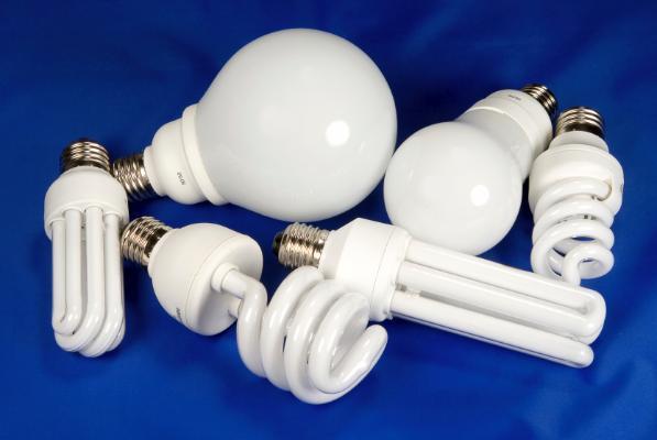 Recycle Fluorescent Light Bulbs