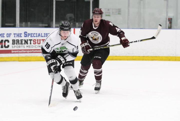 RDC Kings fall 4-2 to MacEwan University Griffins – Red Deer Advocate