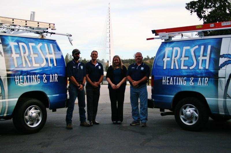 Redding Heating & Air Conditioning System Installation