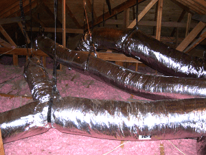 indoor duct