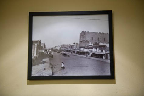 Downtown Stillwater during another time and another place.