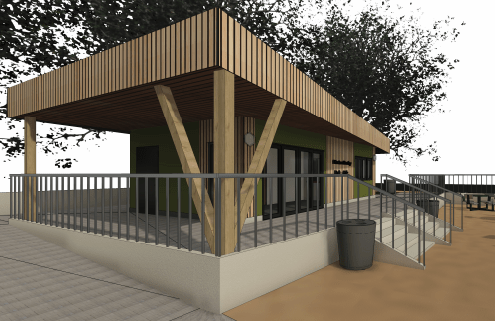 New café, toilets and more parking approved for Morton Stanley Park
