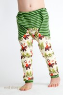 Slim Harem Style Pants