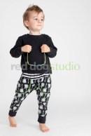 Puff Pocket Pants