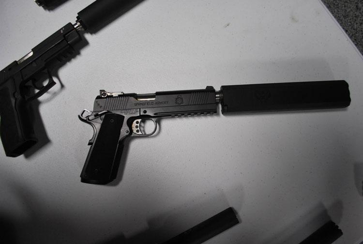 Silencers Suppressors NFA Firearm