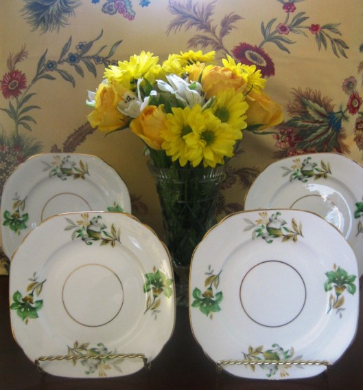 green china plates