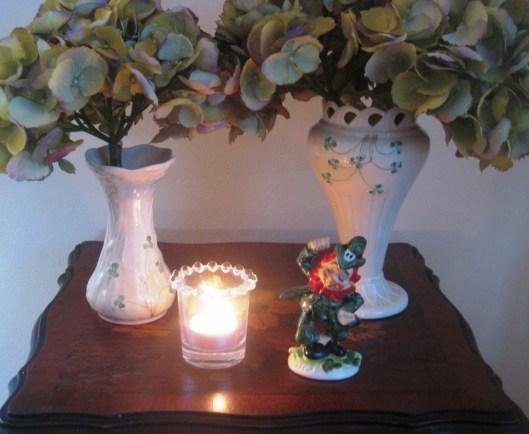 beleek vases full view