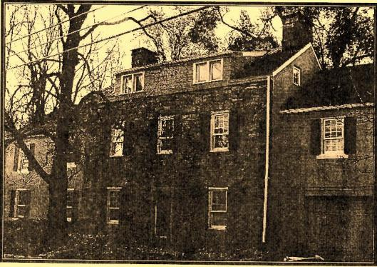 billie and donald burr house