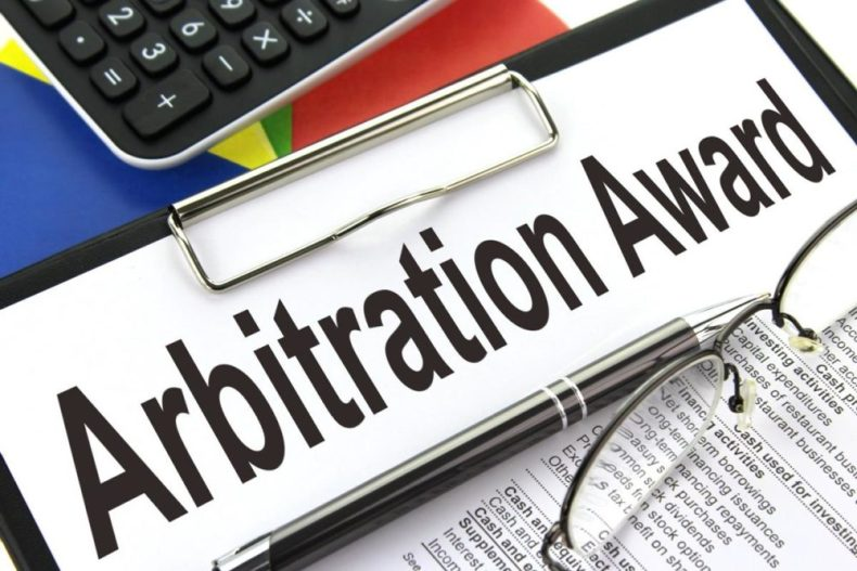 """Whether an Arbitration Award is binding on a non-signatory to the Arbitration Agreement?"""