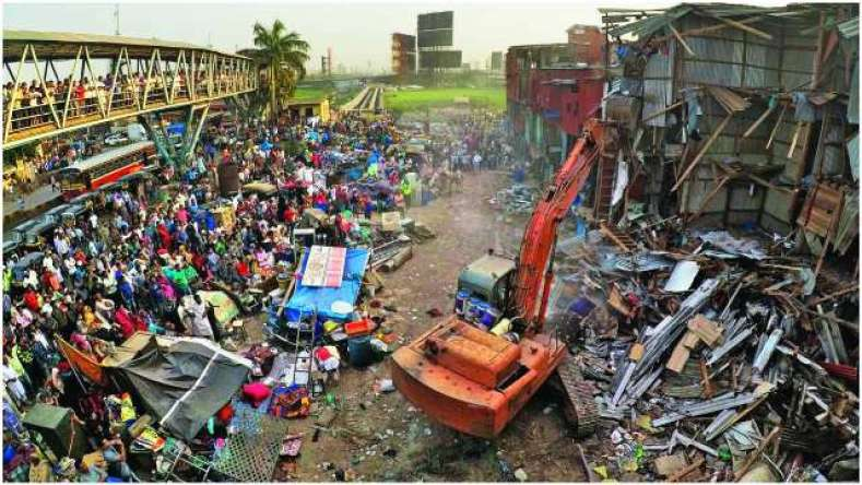Bombay HC issues directions to City Civil Court, Mumbai regarding granting of ad-interim injunctions in demolition cases