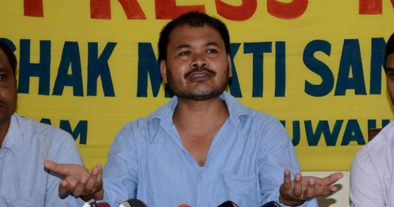 Anti-CAA Protestor, Akhil Gogoi Granted Bail by Gauhati HC