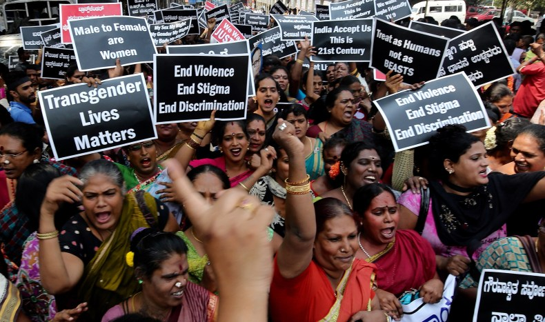 Plea in Supreme Court seeks equal protection of transgenders against sexual crimes