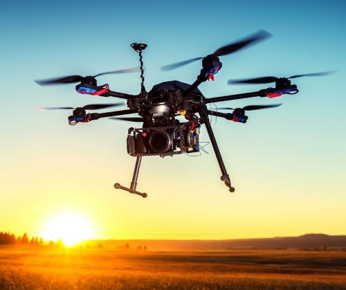 India announces liberalized Drone Rules, 2021, looks for economic growth and innovation