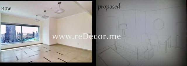 downtown interior decor consultation