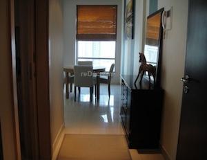 living in marina interior design dubai