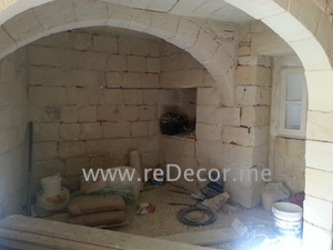 2D plan interior decor, design, old house renovation, Malta, Zejtun, by Erika Pace