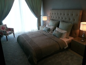bedroom interior dubai, tailor made