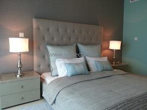 Modern classy bedroom decor