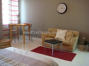 sitting room interior