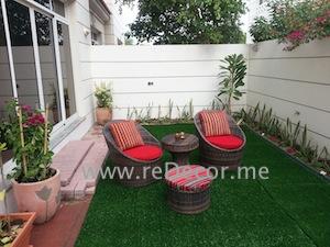 gardening dubai