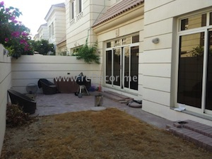 small garden landscaping and organising dubai