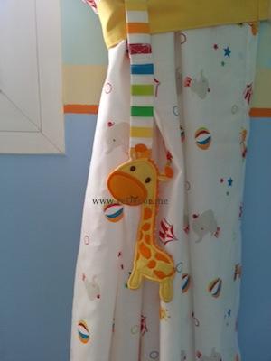 curtains nursery decor circus style dubai