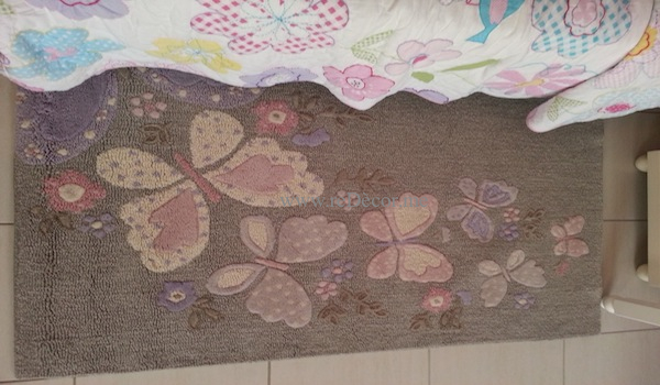 Potterey barn carpet for girls