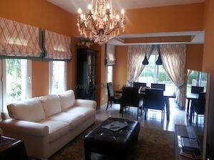 living room luxurious interior decor design
