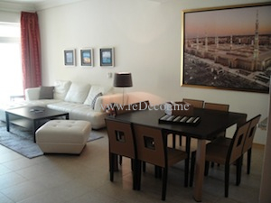 budget makeover for rental apartment dubai