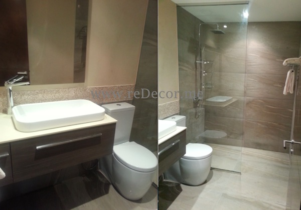 Bagno bathroom remodelling design renovation Downtown