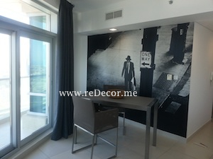 3d wallpaper mr perswall dubai interior decor lofts dubai