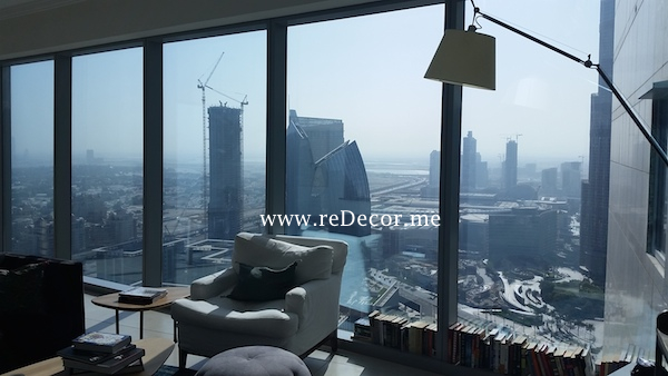 interior design New york style in dubai Interior decor