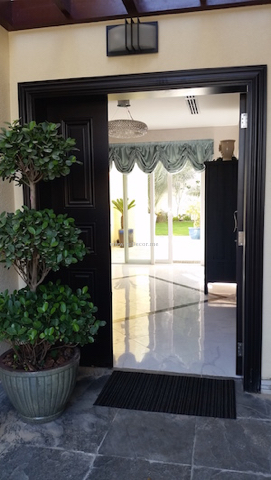 villa remodelling, entrance door, custom made, Dubai Interior