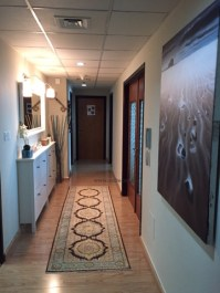 Interior decor consultation, hallway decor, Dubai