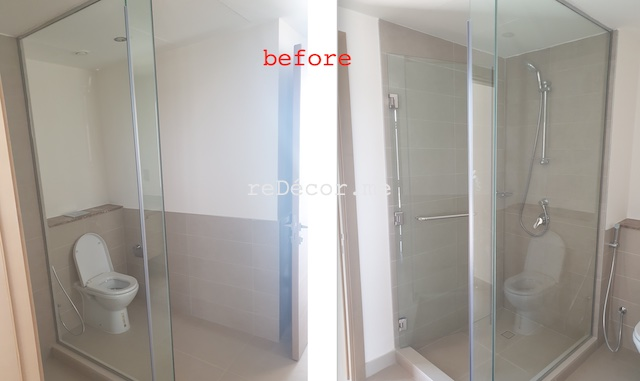 dubai hills bathrooms, interior designer dubai arabian ranches renovations, fitout dubai