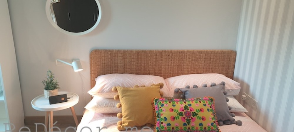 kids room interiors, hammock in the bedroom for girls, boho style