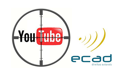 YouTube na mira do ECAD