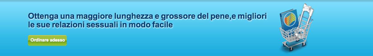 Gnetics Extender ordinare adesso italia