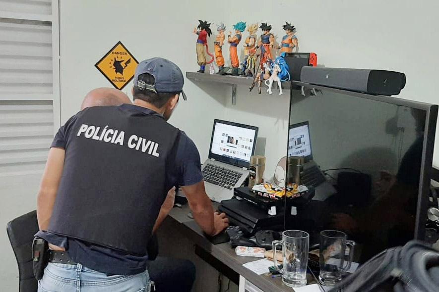 (Foto: Divulgação Polícia Civil do Paraná/SESP)