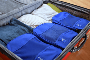 reusable packing cubes