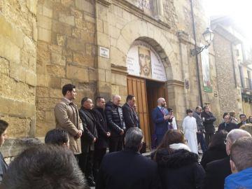 Toma de posesión del nuevo Abad de la Cofradía