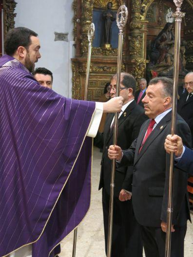 Toma de Posesión de NHD Óscar Bayón Flórez