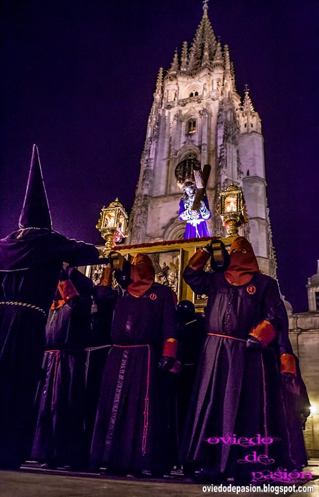 Miércoles Santo en Oviedo