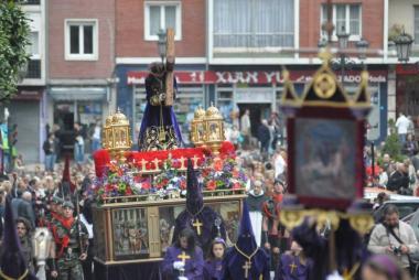 Miércoles de Nazareno en Oviedo