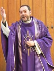 D. Manuel Flaker, Consiliario de nuestra Cofradía